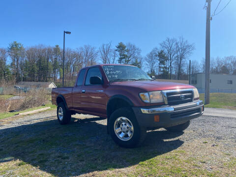 2000 Toyota Tacoma for sale at Deals On Wheels LLC in Saylorsburg PA