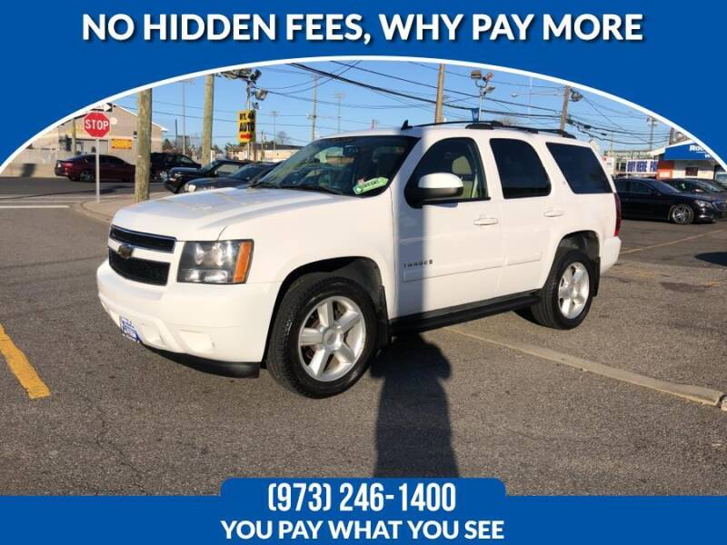 2007 Chevrolet Tahoe for sale at Route 46 Auto Sales Inc in Lodi NJ