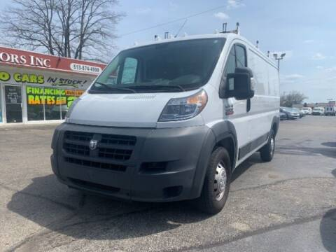 2015 RAM ProMaster Cargo for sale at Dixie Motors in Fairfield OH