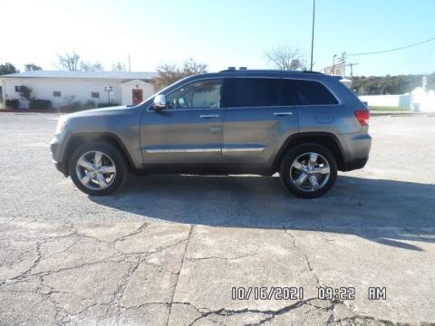 2011 Jeep Grand Cherokee for sale at Town and Country Motors in Warsaw MO