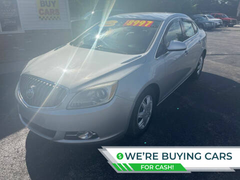 2014 Buick Verano for sale at Excel Auto Sales LLC in Kawkawlin MI