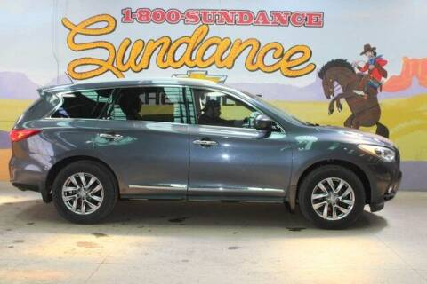 2014 Infiniti QX60 for sale at Sundance Chevrolet in Grand Ledge MI