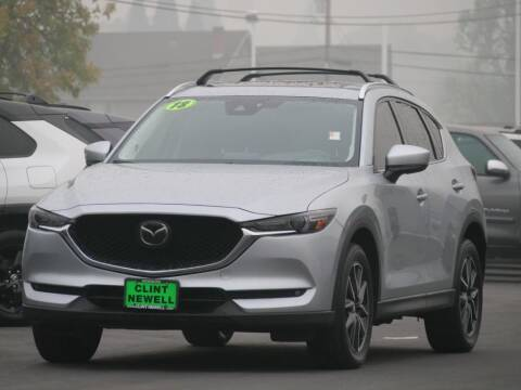 2018 Mazda CX-5 for sale at CLINT NEWELL USED CARS in Roseburg OR