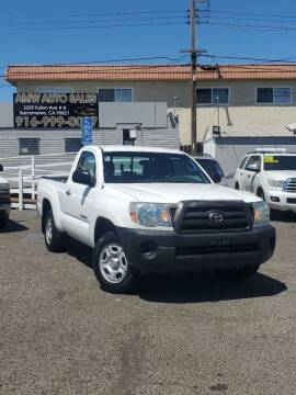 2009 Toyota Tacoma for sale at AMW Auto Sales in Sacramento CA