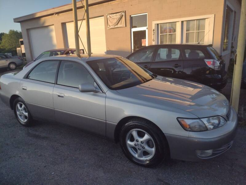 1998 Lexus ES 300 for sale at Sparks Auto Sales Etc in Alexis NC