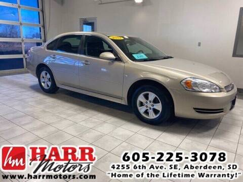 2012 Chevrolet Impala for sale at Harr's Redfield Ford in Redfield SD