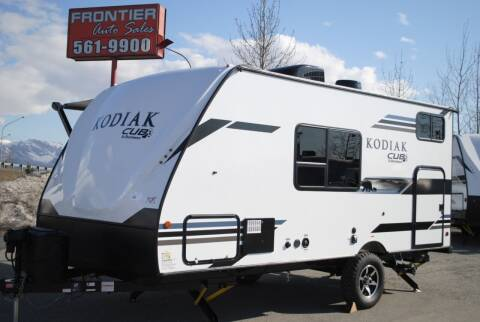 2020 Kodiak Cub 175 for sale at Frontier Auto & RV Sales in Anchorage AK
