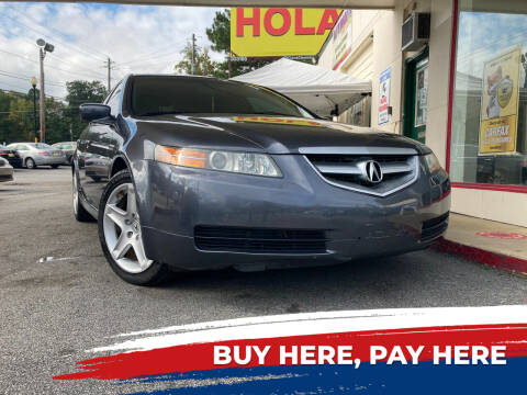2006 Acura TL for sale at Automan Auto Sales, LLC in Norcross GA