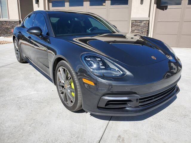 2018 Porsche Panamera for sale in Colorado Springs, CO