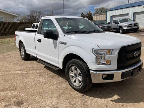 2017 Ford F-150 for sale at All Affordable Autos in Oakley KS