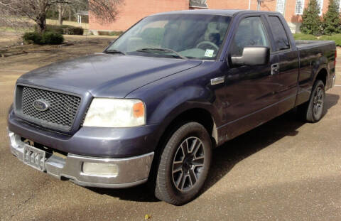 2004 Ford F-150 for sale at JACKSON LEASE SALES & RENTALS in Jackson MS