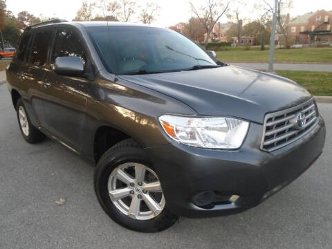 2008 Toyota Highlander for sale at Sunshine Auto Sales in Kansas City MO