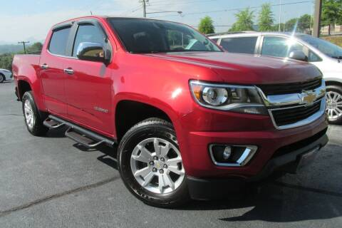 2016 Chevrolet Colorado for sale at Tilleys Auto Sales in Wilkesboro NC
