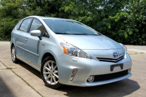 2012 Toyota Prius v for sale at CU Carfinders in Norcross GA