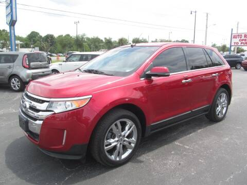 2012 Ford Edge for sale at Blue Book Cars in Sanford FL