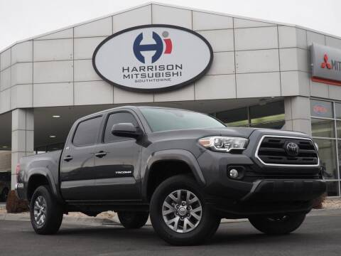 2018 Toyota Tacoma for sale at Harrison Imports in Sandy UT