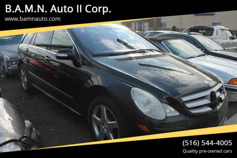 2008 Mercedes-Benz R-Class for sale at B.A.M.N. Auto II Corp. in Freeport NY