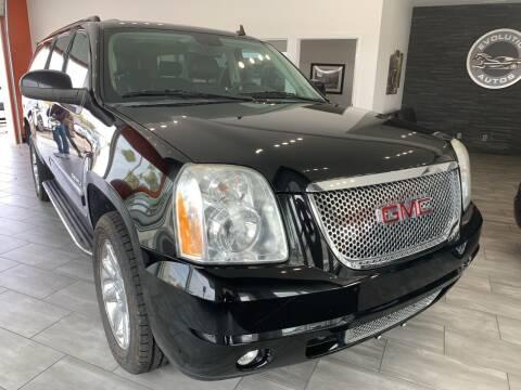 2010 GMC Yukon XL for sale at Evolution Autos in Whiteland IN