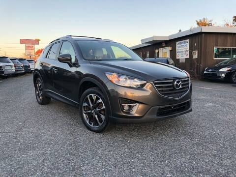 2016 Mazda CX-5 for sale at Mass Motors LLC in Worcester MA