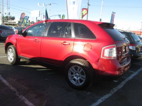 2008 Ford Edge for sale at Best Deal Auto Sales in Stockton CA
