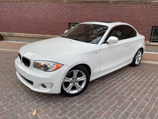 2013 BMW 1 Series for sale at Euroasian Auto Inc in Wichita KS