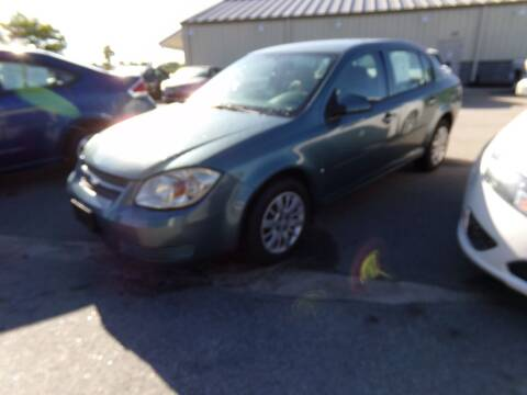 2009 Chevrolet Cobalt for sale at Creech Auto Sales in Garner NC