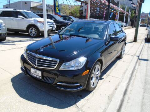 2013 Mercedes-Benz C-Class for sale at CAR CENTER INC in Chicago IL