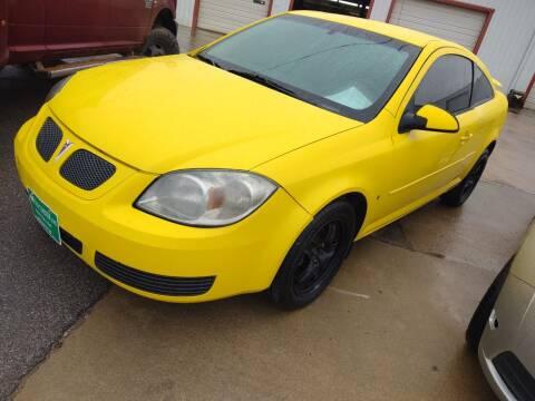 2007 Pontiac G5 for sale at 4 B CAR CORNER in Anadarko OK