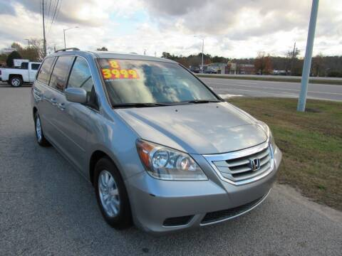 2008 Honda Odyssey for sale at Auto Bella Inc. in Clayton NC