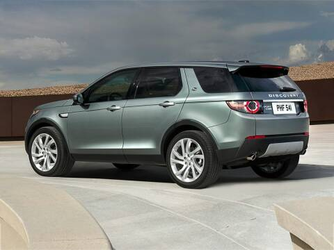 2017 Land Rover Discovery Sport for sale at Harrison Imports in Sandy UT