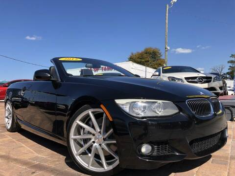 2012 BMW 3 Series for sale at Cars of Tampa in Tampa FL