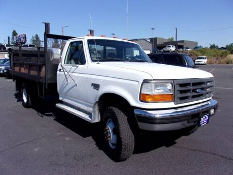 1997 Ford F-350 for sale at Delta Auto Sales in Milwaukie OR