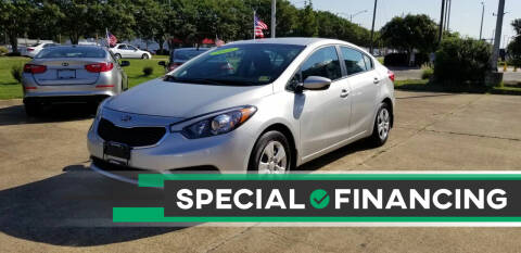 2016 Kia Forte for sale at A-1 Motors in Virginia Beach VA
