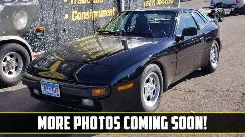 1986 Porsche 944 for sale at UNIQUE SPECIALTY & CLASSICS in Mankato MN