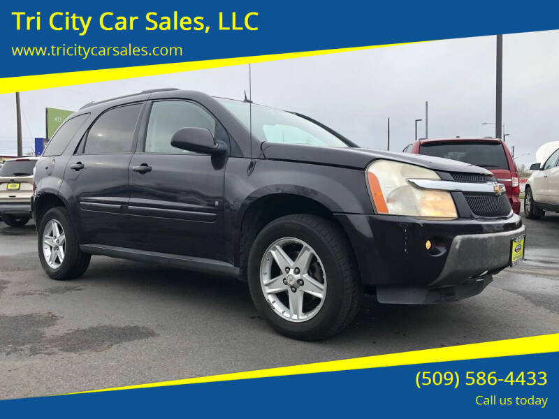 2006 Chevrolet Equinox for sale at Tri City Car Sales, LLC in Kennewick WA