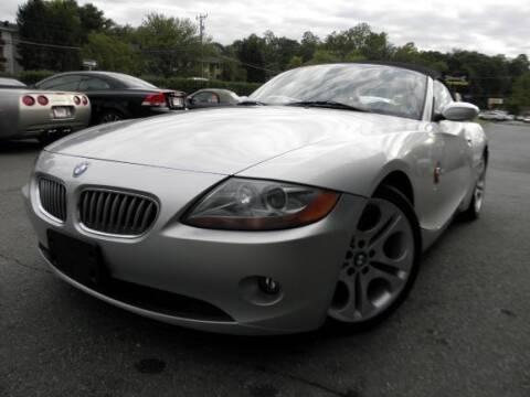 2003 BMW Z4 for sale at DMV Auto Group in Falls Church VA
