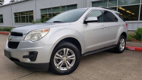 2011 Chevrolet Equinox for sale at Houston Auto Preowned in Houston TX