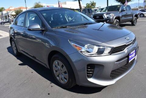 2019 Kia Rio for sale at DIAMOND VALLEY HONDA in Hemet CA