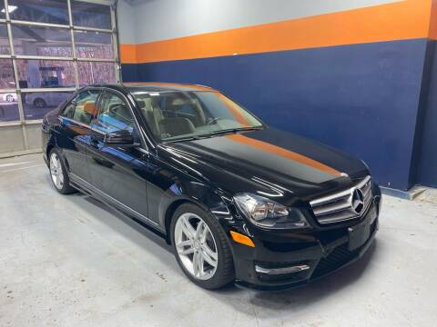 2012 Mercedes-Benz C-Class for sale at Ekonkar Motors in Scotch Plains NJ