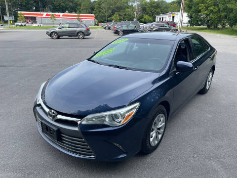2015 Toyota Camry for sale at Washington Auto Repair in Washington NJ