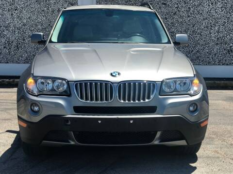 2009 BMW X3 for sale at Texas Auto Corporation in Houston TX