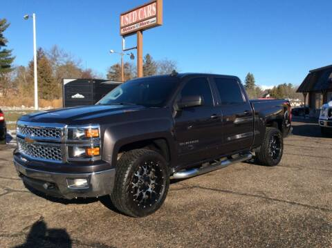 2015 Chevrolet Silverado 1500 for sale at MOTORS N MORE in Brainerd MN