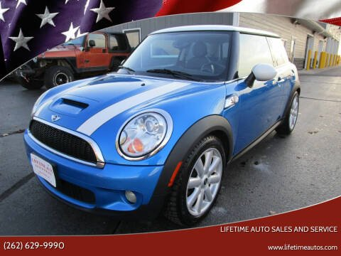 2007 MINI Cooper for sale at Lifetime Auto Sales and Service in West Bend WI