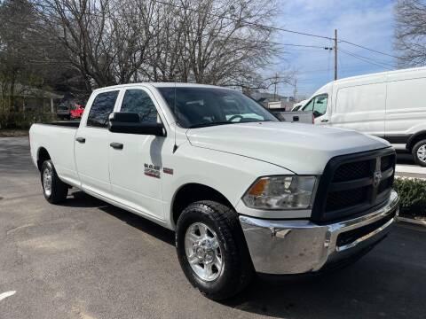 2014 RAM Ram Pickup 2500 for sale at RC Auto Brokers, LLC in Marietta GA