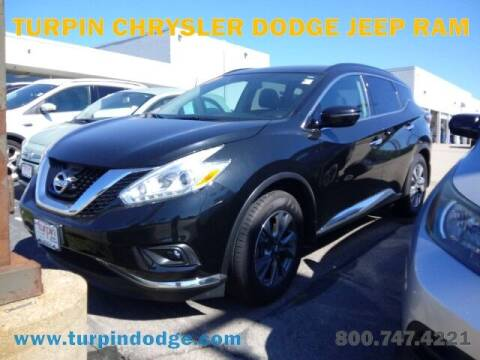 2017 Nissan Murano for sale at Turpin Dodge Chrysler Jeep Ram in Dubuque IA