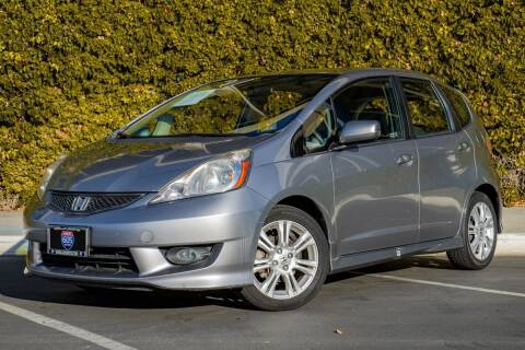 2010 Honda Fit for sale at Southern Auto Finance in Bellflower CA