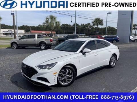 2021 Hyundai Sonata for sale at Mike Schmitz Automotive Group in Dothan AL