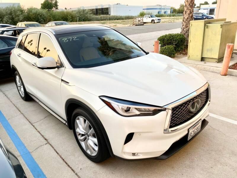 2019 Infiniti QX50 for sale at Destination Motors in Temecula CA