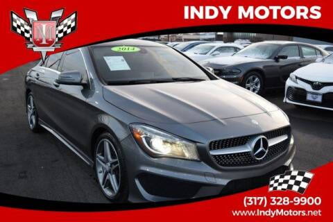 2014 Mercedes-Benz CLA for sale at Indy Motors Inc in Indianapolis IN