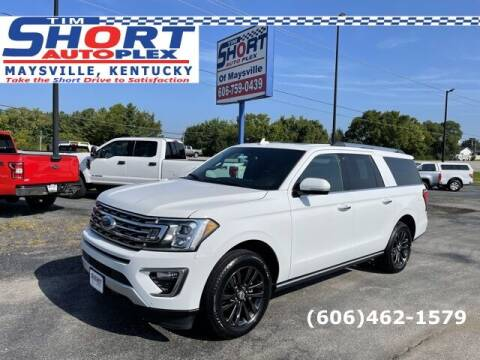 2019 Ford Expedition MAX for sale at Tim Short Chrysler in Morehead KY